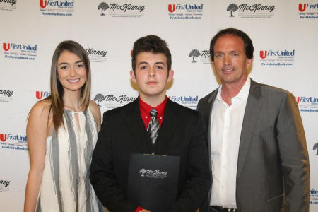 McKinney Education Foundation scholarship